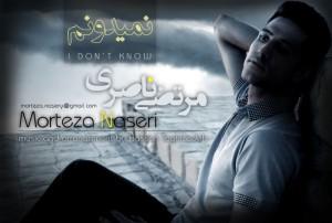 دانلود آهنگ جدید مرتضی ناصری به نام نمیدونم