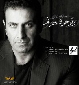 دانلود آهنگ جدید سعید محمدنبی به نام از تو حرف میزنم