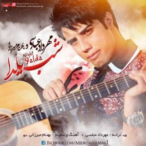 دانلود آهنگ جدید مهرداد عباسی به نام شب یلدا