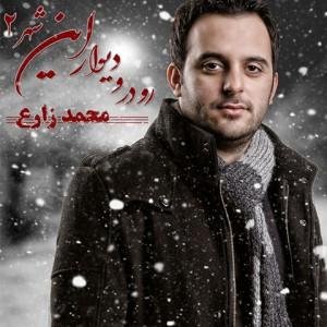 دموی آلبوم جدید محمد زارع به نام رو درو دیوار این شهر 2