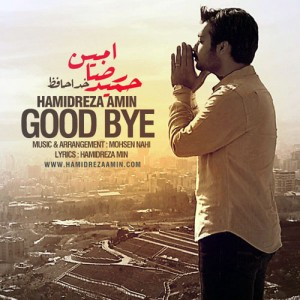 دانلود آهنگ جدید حمیدرضا امین خداحافظ