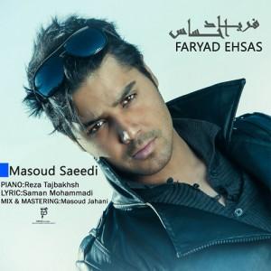 دانلود آهنگ جدید مسعود سعیدی فریاد احساس