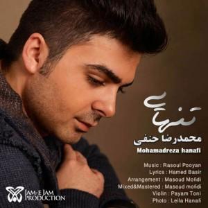 دانلود آهنگ جدید محمدرضا حنفی به نام تنهایی