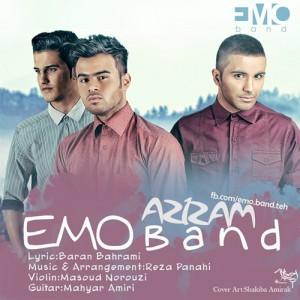 دانلود آهنگ جدید EMO Band عزیزم