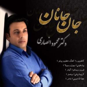 دانلود آهنگ جدید دکتر محمود انصاری جان جانان