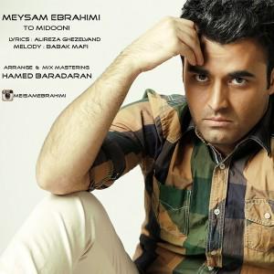 دانلود آهنگ جدید میثم ابراهیمی تو میدونی