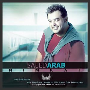 دانلود آهنگ جدید سعید عرب نیمکت