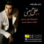 دانلود آهنگ جدید علی حسینی به نام دلم گرفته