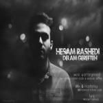 دانلود آهنگ جدید حسام راشدی به نام دلم گرفته