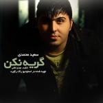دانلود آهنگ جدید سعید محمدی به نام گریه نکن