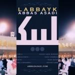 دانلود آهنگ جدید عباس اسدی به نام لبیک