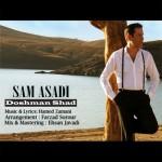 دانلود آهنگ جدید سام اسدی به نام دشمن شاد
