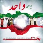 دانلود آهنگ جدید شاهین صالحی به نام ایران واحد