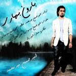 دانلود آهنگ جدید امیر حسین میرمحمد به نام بارون بهار