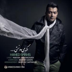 دانلود آهنگ جدید حامد شمس اگه میدونستی