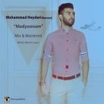 دانلود آهنگ جدید محمد حیدری به نام مدیونم