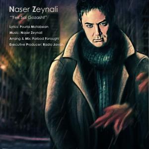 دانلود آهنگ جدید ناصر زینعلی یک سال گذشت