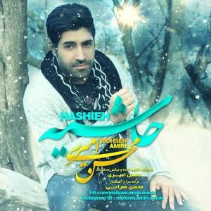 دانلود آهنگ جدید محسن امیری حاشیه