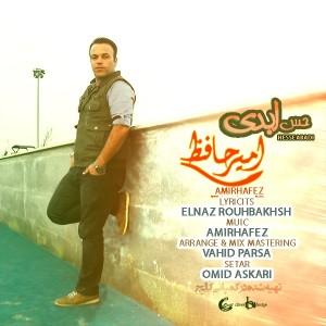 دانلود آهنگ جدید امیر حافظ حس ابدی