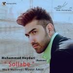 دانلود آهنگ جدید محمد حیدری به نام صلابه