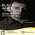 دانلود آهنگ جدید محسن فرهمندی به نام سیاه و سفید