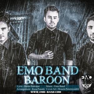 دانلود آهنگ جدید Emo Band بارون