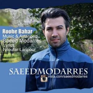 دانلود آهنگ جدید سعید مدرس روح بهار