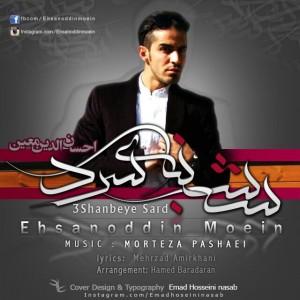 دانلود آهنگ جدید احسان الدین معین سه شنبه سرد