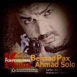 دانلود آهنگ جدید بهزاد پکس و احمد سلو به نام قاتل حرفه ای