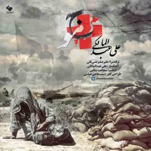 دانلود آهنگ جدید علی عبدالمالکی موج