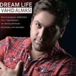 دانلود آهنگ جدید وحید الماسی به نام زندگی رویایی