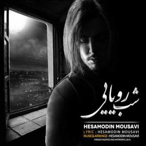 دانلود آهنگ جدید حسام الدین موسوی شب رویایی