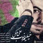 دانلود آهنگ جدید علی ملکی به نام خیلیم خوب