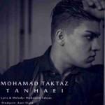 دانلود آهنگ جدید محمد تکتاز به نام تنهایی