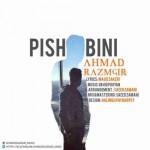 دانلود آهنگ جدید احمد رزمگیر به نام پیش بینی