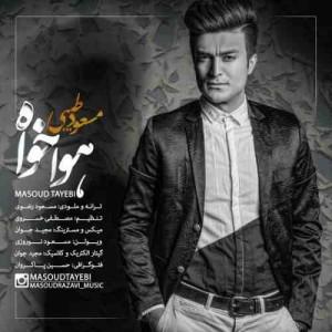 دانلود آهنگ جدید مسعود طیبی هوا خواه