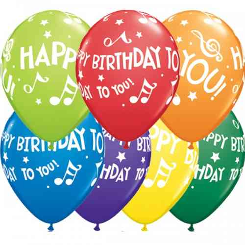 آهنگ شاد تولدت مبارک برای جشن تولد