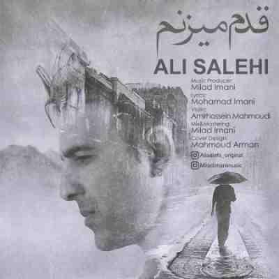 متن آهنگ قدم میزنم از علی صالحی