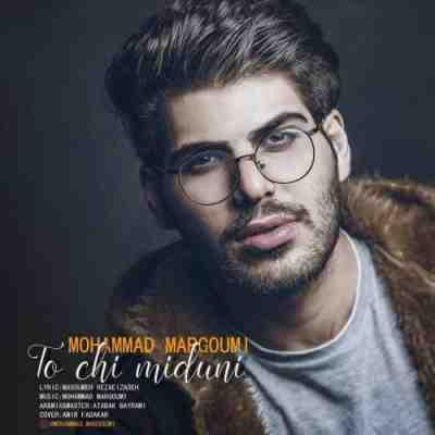 متن آهنگ تو چی میدونی از محمد مرقومی