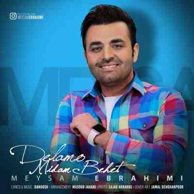 عکس کاور آهنگ جدید میثم ابراهیمی به نام  دلمو میدم بهت عکس جدید میثم ابراهیمی