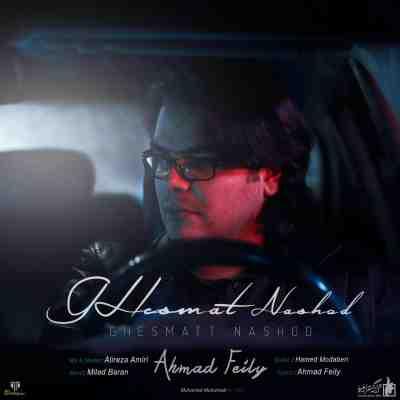 عکس کاور آهنگ جدید احمد فیلی به نام  قسمت نبود عکس جدید احمد فیلی