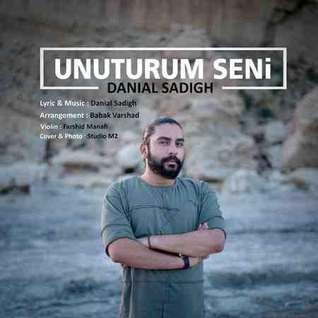 عکس کاور آهنگ جدید دانیال صدیق به نام Unuturum Seni عکس جدید دانیال صدیق