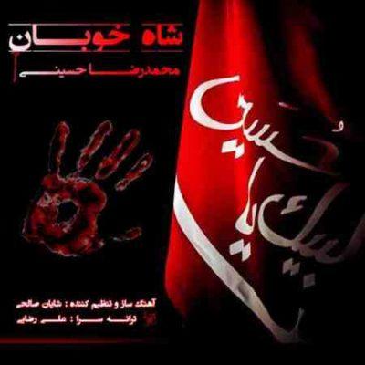 عکس کاور آهنگ جدید  محمدرضا حسینی به نام شاه خوبان عکس جدید  محمدرضا حسینی