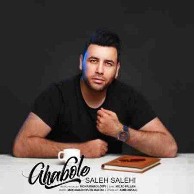 عکس کاور آهنگ جدید  صالح صالحی به نام قبوله عکس جدید  صالح صالحی
