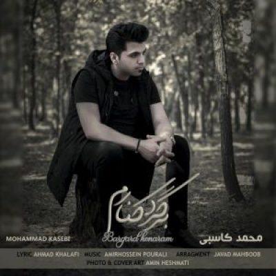 عکس کاور آهنگ جدید محمد کاسبی به نام  برگرد کنارم عکس جدید محمد کاسبی