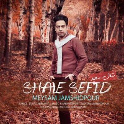 عکس کاور آهنگ جدید میثم جمشیدپور به نام  شال سفید عکس جدید میثم جمشیدپور