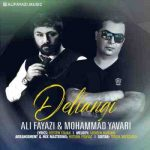 دانلود آهنگ جدید علی فیاضی و محمد یاوری دلتنگی