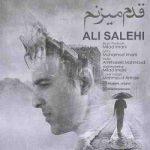 دانلود آهنگ جدید علی صالحی قدم میزنم
