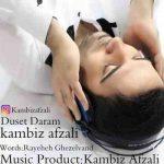 دانلود آهنگ جدید کامبیز افضلی دوست دارم