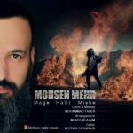 دانلود آهنگ جدید محسن مهر مگه حالیت میشه